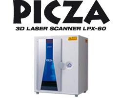 Scaner 3d LPX-60DS