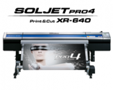Printer, cuttere SolJet PRO4 XR-640