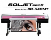 Printer, cuttere SolJet Pro III XC-540MT