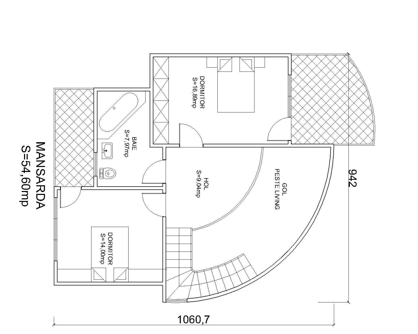 Constructii case din lemn 3