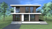 Constructii case din lemn 11