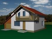 Constructii case din lemn 7