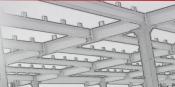 Trasari axe constructii