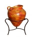Articole ceramica de gradina-rosie
