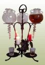 Articole sticla pentru vin si decor