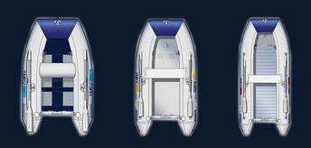 Barci pneumatice Yamaha