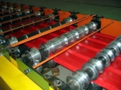 Linii productie tabla cutata