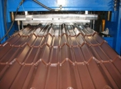 Linii productie tabla tip tigla
