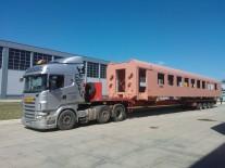 Transport agabaritic Timisoara