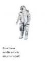 Costume anticalorice aluminizate