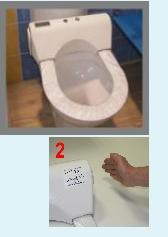 Capac WC unica folosinta