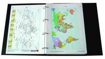 Folii proiectabile geografie