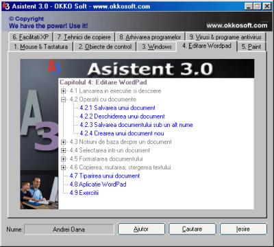 Software educational informatica