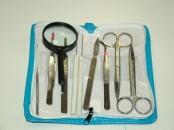 Preparate microscopice, truse, accesorii biologie