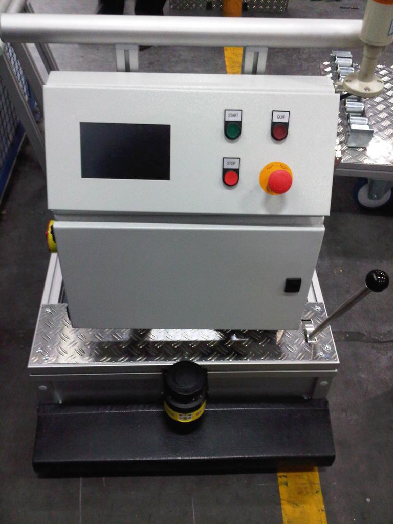 Automatizarea transportului de materiale in fabrici