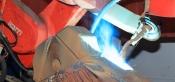 Roboti industriali de sudare