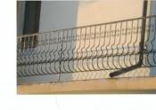 Grilaje balcon fier forjat
