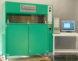 Aparate testare durabilitate polimeri