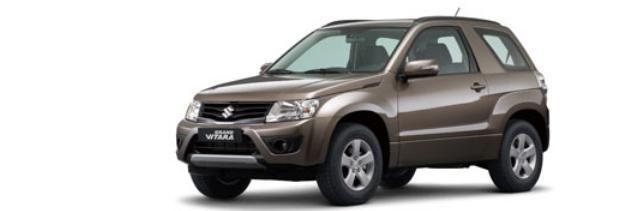 Dealer autorizat Suzuki Grand Vitara 3 usi