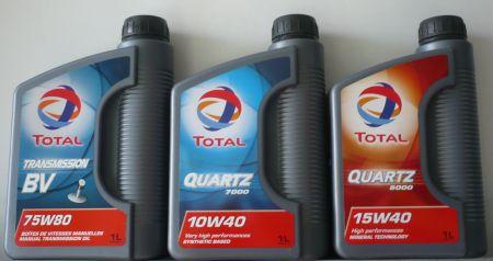 Uleiuri auto Total