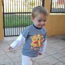 Bluze bebelusi cu maneca lunga