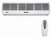 Sistem ventilatie - perdele de aer