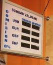 Comercializare tabele curs valutar