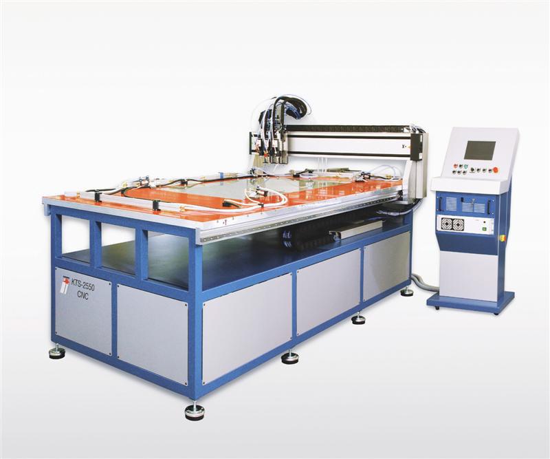 Mese in coordonate CNC KTS-2550