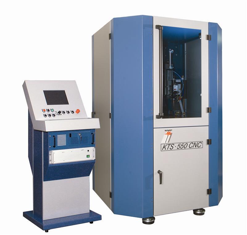 Mese in coordonate CNC KTS-550