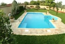 Pavele piscina
