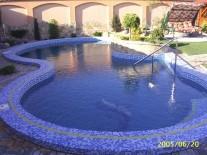 Mozaic piscine