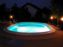 Iluminare piscine