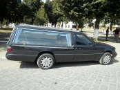 Transport funerar intern