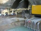 Instalatii apa curata tunele