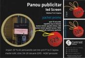 Publicitate led screen