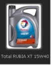 Distributie ulei pentru motor Total