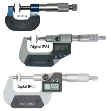 Micrometre speciale