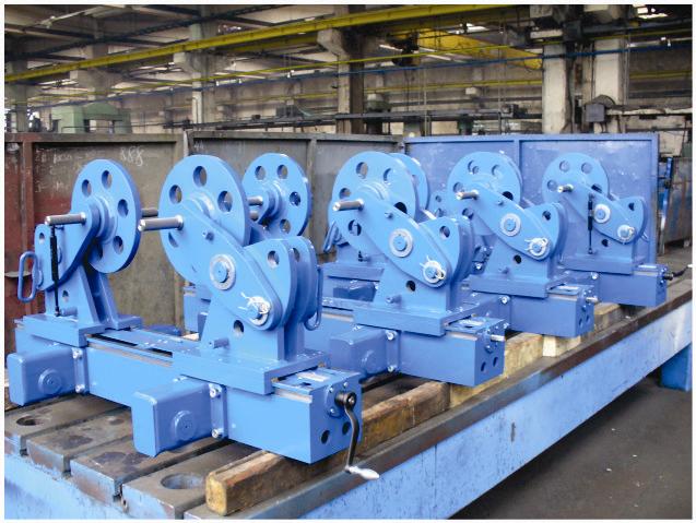 Fabricare utilaje metalurgice Sibiu