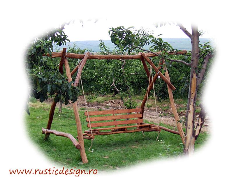 Balansoare lemn Oradea