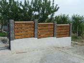 Garduri lemn Oradea