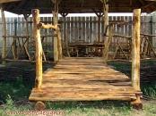 Podet lemn gradina