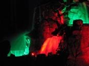 Sisteme iluminare cascade