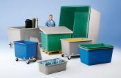 Container plastic