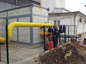 Executie instalatie gaz