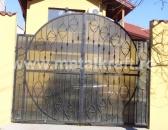 Porti fier forjat Craiova
