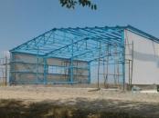 Structura metalica hala industriala Constanta