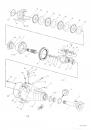 Cutie de viteze utilaje Mercedes-Unimog