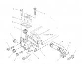 Garnitura chiulasa motor utilaje JCB