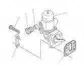 Piston motor utilaje JCB