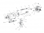 Pompa hidraulica utilaje Mercedes-Unimog